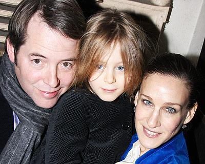 Sarah Jessica Parker and Matthew Broderick Welcome Newborn Twins