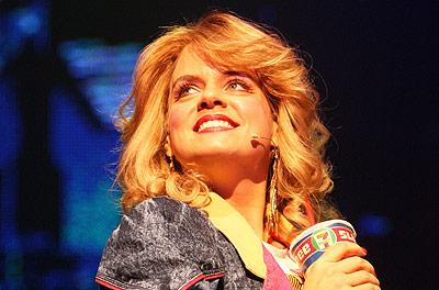 Amy Spanger Sidelined from Rock of Ages; Returns 6/29