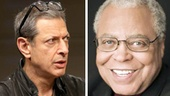 Jeff Goldblum Gets Vicious, James Earl Jones Makes <i>Love</i> & More Cross-Country Highlights