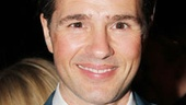 Bravissimo! Swedish Singer Peter Joback Takes His First Broadway Bow in <I>The Phantom of the Opera</I>