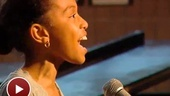Remembering Shannon Tavarez: See the Talented Young Star Sing Tomorrow from &lt;I&gt;Annie&lt;/I&gt;