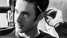 New <I>Beautiful</I> Star Scott J. Campbell on His Pizza Delivery Guy Past & <I>American Idiot</I> Pal Jake Epstein