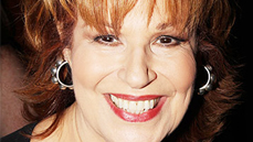 Joy Behar's <i>Me, My Mouth and I</i> Will Play Off-Broadway