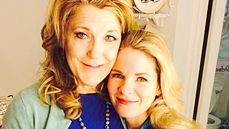 Ciao, Mama! <I>The Light in the Piazza</I>'s Kelli O'Hara & Victoria Clark Reunite at <I>The Bridges of Madison County</I>