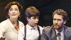 Photos! See Matthew Morrison & the Cast of the Magical New Musical <I>Finding Neverland</I> in Action