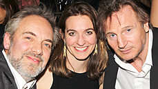 A Toast to Sam Mendes! Liam Neeson, Helen Mirren & More Honor the <I>Cabaret</I> Director at Roundabout Gala