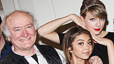 Grammy Winner Taylor Swift & <I>Modern Family</I> Fave Sarah Hyland Visit the Stars of <I>Under My Skin</I>