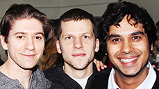 Photos! Meet Jesse Eisenberg and the Stars of His Play <i>The Spoils</i>