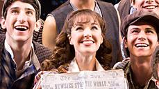 <i>Broadway Balances America</i> Invites You to 'Get Up & Go' Behind the Scenes of Disney's <i>Newsies</i>