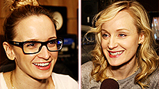 Exclusive! <I>Side Show</I> Standouts Erin Davie & Emily Padgett on the Show's Early Closing