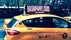 It's Back! Enter the Broadway.com Taxi Top Selfie Sweepstakes Today!
