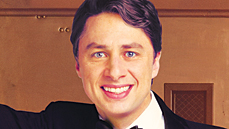 Sorry, Helen, He's Speaking! <i>Bullets Over Broadway</i> Star Zach Braff Is Taking Your Questions