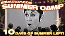 Broadway.com Summer Camp, Day 22! Chita Rivera's Got Plenty of Beehives