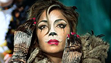 Get a Glimpse of the Glamour Cat! First Look of Nicole Scherzinger in London's <I>Cats</I> Revival