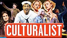 Broadway.com Culturalist Challenge! What Is the Best New Broadway-Themed Halloween Costume of 2014?