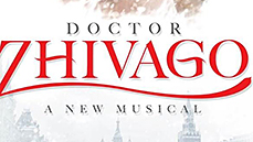 It's a Date! Romantic Musical <i>Doctor Zhivago</i> Sets Spring 2015 Opening on Broadway