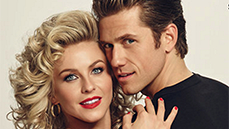 Grease: Live Stars Julianne Hough & Aaron Tveit Give Us Chills!