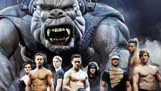 Aussie Men of <I>King Kong</I> Strip Down Like Their Leading Ape for Free Calendar