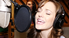 Exclusive! Watch Laura Osnes, Santino Fontana and the Stars of <i>Cinderella</I> Record Their Cast Album