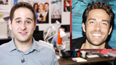<I>The Broadway.com Show</I>: Zachary Levi Gets a <I>Date</I>! Caissie Levy Frizzes Out! <I>Matilda</I> vs. <I>Kinky Boots </I>?!