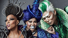 The Wiz's Queen Latifah, Mary J. Blige & Amber Riley on Witchcraft, Wizardry & Nerves