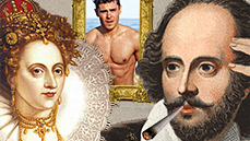 Shakespeare Does WHAT in <I>Something Rotten</I>?! Five More Wacky Real-Life Rumors About the Bard