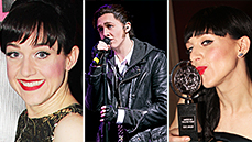 We'll Miss You, Yitzhak! <I>Hedwig and the Angry Inch</I> Tony Winner Lena Hall Looks Back on Her Year in Drag