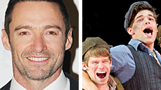 Hugh Jackman Plays with Fire, Newsies Make Messy Roommates & More Lessons of the Week