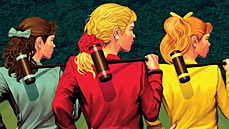 Strip Croquet, Anyone? Check Out This Very Poster For Off-Broadway's <I>Heathers: The Musical</I>