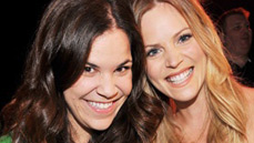 Lindsay Mendez, Katie Rose Clarke & the Cast of <i>Wicked</i> Celebrate 4,000 Magical Performances