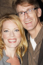 Dick Scanlan and Sherie Rene Scott