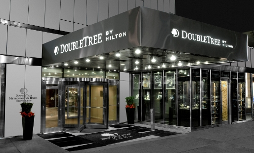 DoubleTree by Hilton Metropolitan