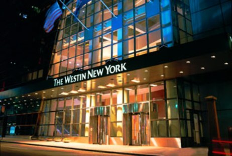 Westin New York at Times Square - 43rd St Facade