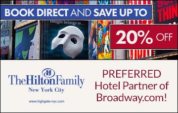 The preferred hotel partner of Broadway.com