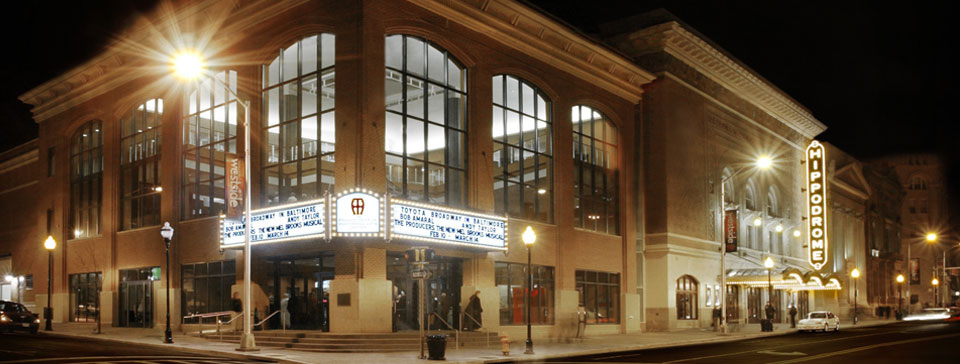 The Hippodrome Theatre