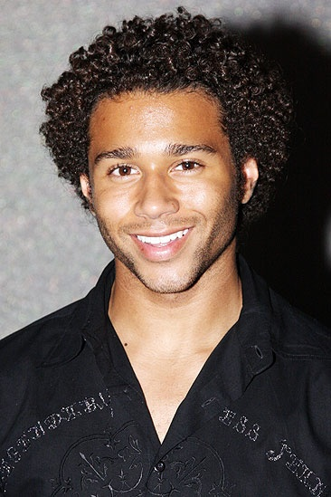 Corbin Bleu at Little Mermaid - Corbin Bleu