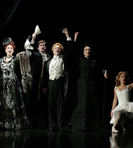 The Phantom of the Opera - Show Photos - cast