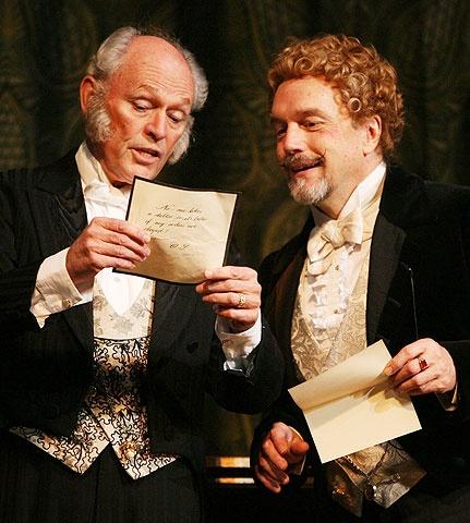 The Phantom of the Opera - Show Photo - David Cryer - George Lee Andrews