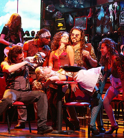 Rock of Ages - Show Photos - Adam Dannheisser