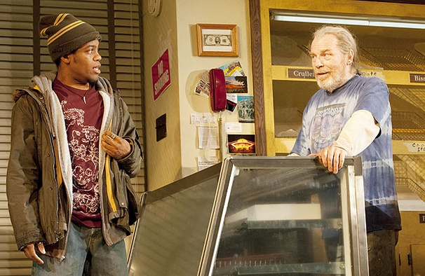 Show Photos - Superior Donuts - Jon Michael Hill - Michael McKean 