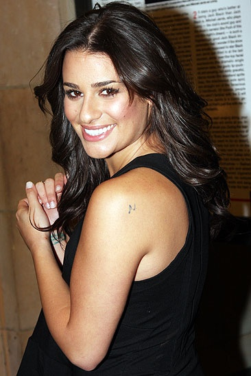 Lea Michele at Rock of Ages - Lea Michele