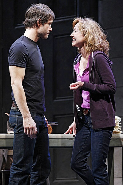 Show Photos - The Understudy - Mark-Paul Gosselaar - Julie White
