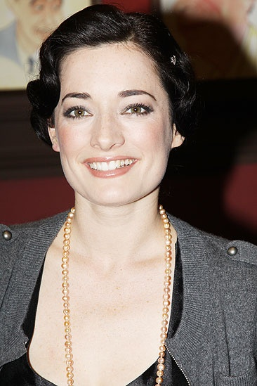 New Mary Poppins Stars 2009 at Sardi's –Laura Michelle Kelly