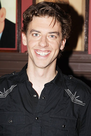 New Mary Poppins Stars 2009 at Sardi's – Christian Borle