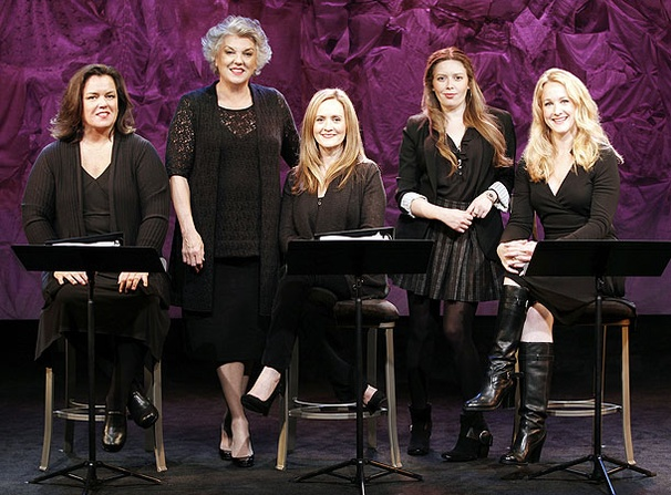 Love, Loss and What I Wore - Show Photos - Rosie O&#39;Donnell - Tyne Daly - Samantha Bee - Natasha Lyonne - Katie Finneran
