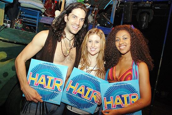 Hair Vinyl Release – Will Swenson – Caissie Levy – Sasha Allen