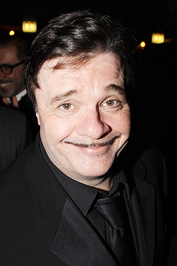 Addams Family Chicago opening – Nathan Lane