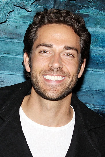 Zachary Levi at Memphis - Zachary Levi