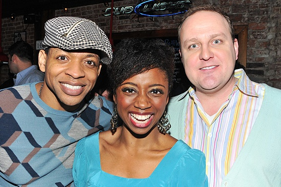 Memphis 100th Performance - Derrick Baskin - Montego Glover - Kevin Covert
