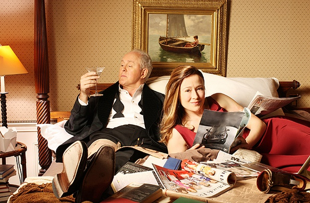 Mr. and Mrs. Fitch - Show Photos - John Lithgow - Jennifer Ehle